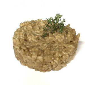 Plato precocinado congelado risotto fungui