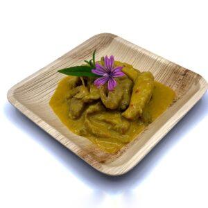 plato precocinado 5 gama pollo con salsa thai