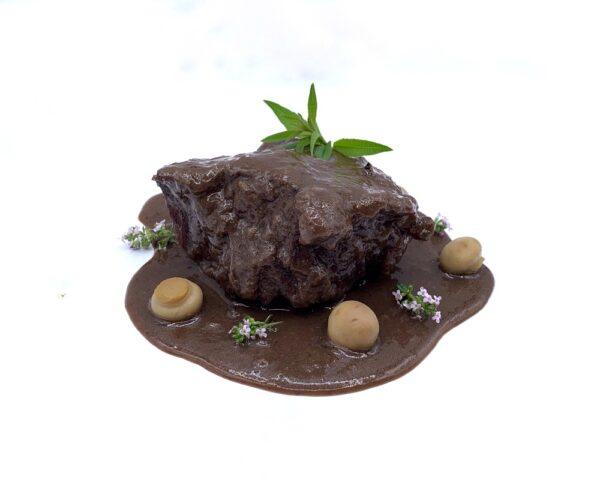 plato quinta gama congelado carrilera de ternera estofada